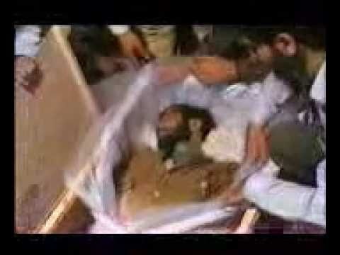 Shaheed Never Dies - Martyred Body after 22 years