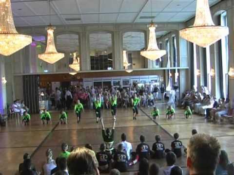 Shaking Baloos - Süddeutsche Meisterschaft 2011
