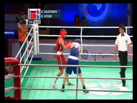 Welterweight Finals (66kg) - AIBA Junior World Boxing Championships 2011