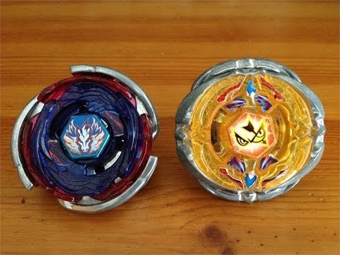Battle: Big Bang Pegasus F:D vs Flash Sagittario 230WD - Beyblade Metal Fight/Fury 4D