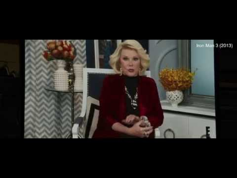Iron Man 3 Movie Clip - Joan Rivers Cameo (HD)