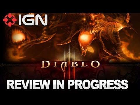 Diablo III - Review in Progress