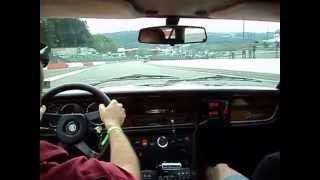 de Tomaso Deauville on Spa Francorchamps Circuit (SpaItalia 2011)