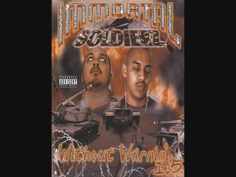 Immortal Soldierz - They Die