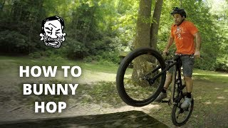 How to Bunnyhop a MTB - a tutorial