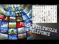 Telewizja w telefonie lub laptopie wszystkie kanały polskie