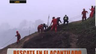 Rescate En El Acantilado