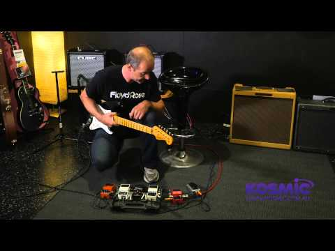 Boss RC-1 Demo With Gary Cox