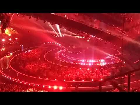 Eurovision 2018 Italy  Final rehearsal ~ Non mi avete fatto niente
