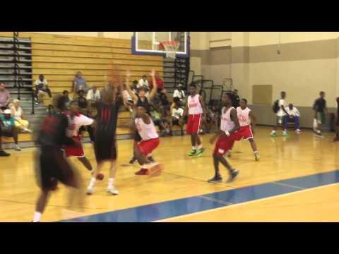 Carter Sweat-Combo Guard/Center Hill (MS) High School 2015