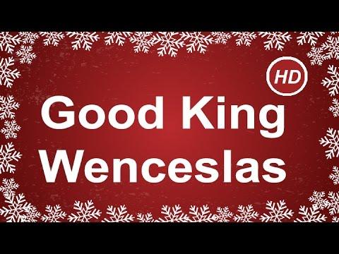 Good King Wenceslas with Lyrics   Best Christmas Carol & Song   Children Love to Sing
