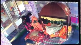 Sri Guru Granth Sahib Beadbi At Sbs Nagar,CCTV Footage