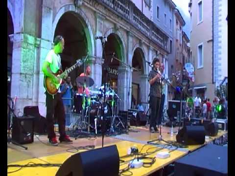 TEMPLE CARAVAN QUARTETT- BLUES in D maj- ARCO