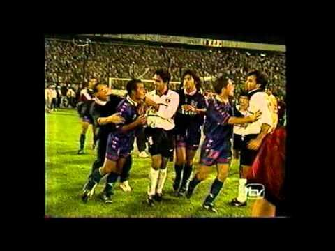 1996 - Colo Colo vs U. de Chile - Copa Chile
