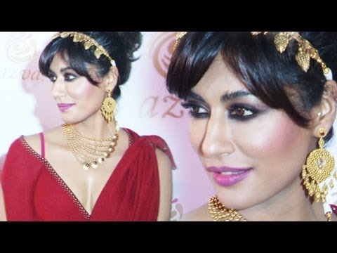 Chitrangda Singh walks the ramp for Indian Bridal Fashion Week 2013
