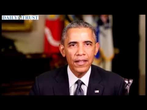Obama's message to Nigeria on election