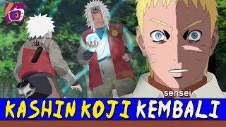 Bukti Lain Kashin Koji itu Jiraya ! Kashin Koji Masuk Konoha :Preview Boruto Chapter 28