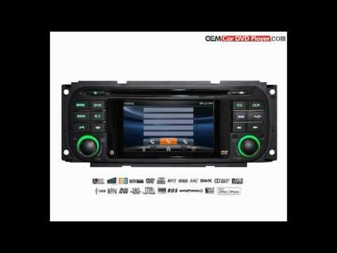 Car DVD Player for Chrysler Grand Voyager - Model:8243 Interface from oemcardvdplayer.com