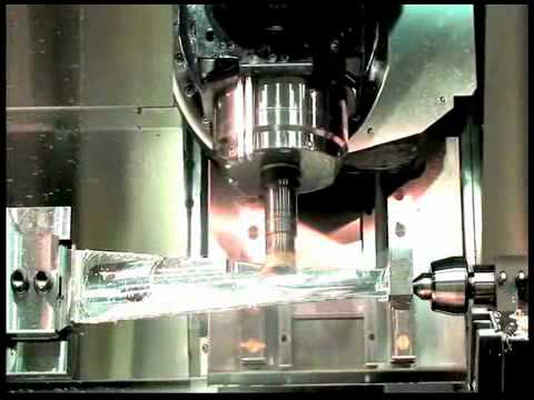 Doosan MX Cutting Video