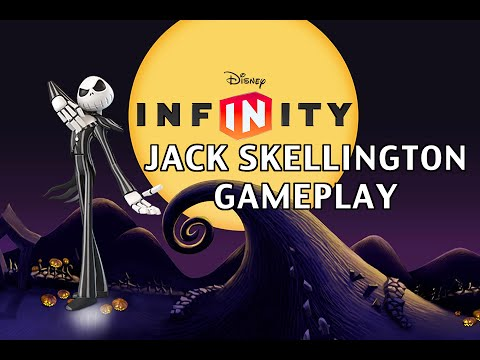 Disney Infinity: Jack Skellington (The Nightmare Before Christmas ...
