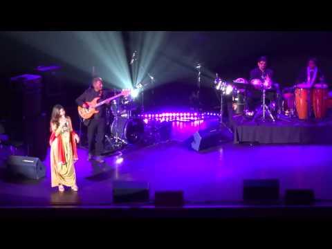 Kumar Sanu & Alka Yagnik LIVE In London 2014 - Part 12 Of 23 - You Are My Soniya - K3G