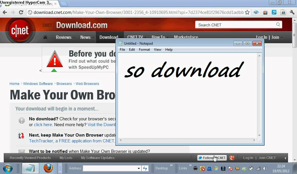 How To Make Your Own Web Browser For Free Youtube