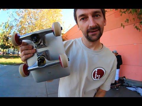 SKATEBOARDING ON AN IPAD?!  |  SKATE EVERYTHING EP 3