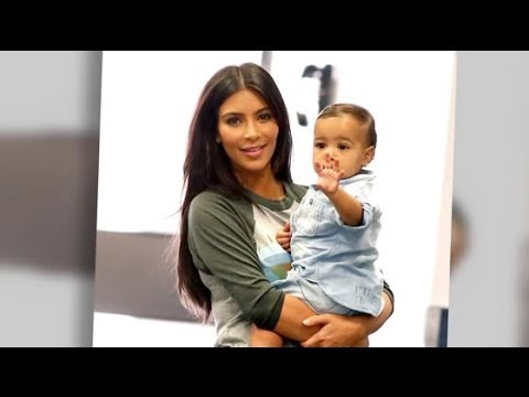 North West Brings Out Kim's Best Side