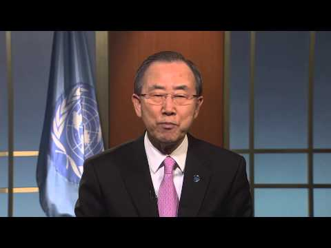 Every Child Needs a Teacher: UN Secretary-General Ban Ki-moon