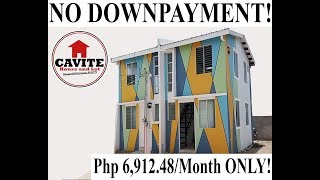 Pagsibol Village Duplex House and Lot Rent to Own Naic Cavite