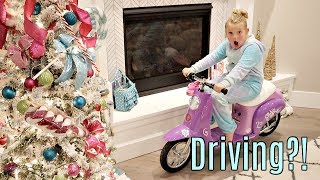 Our Little Girl is DRIVING?! Jordyn's 8th Birthday