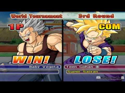 Dragon Ball Z Budokai Tenkaichi 3 - World Tournament