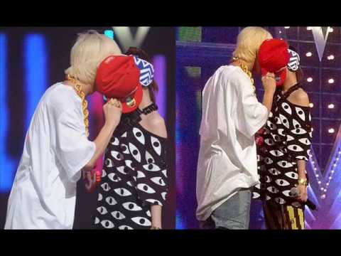 sandara park and G-dragon ----song-(Smile in you're Heart ...