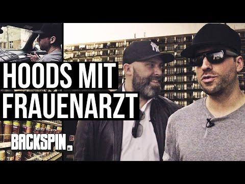 Untergrund-Legende und Popstar: Mit Frauenarzt unterwegs in Berlin | BACKSPIN HOODS #26