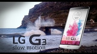 LG G3 slow motion sample video HD BUP