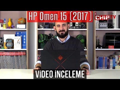 HP OMEN 15 2017 İncelemesi - Oyuncu Dizüstü
