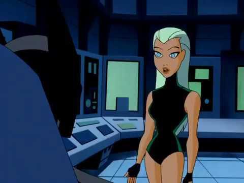 Batman Beyond saves Aquagirl