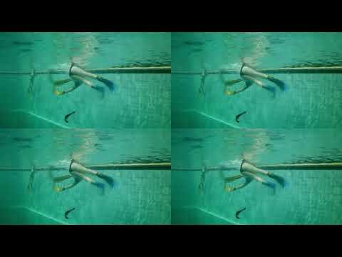 АКВАТЛОН -  самий видовищний вид підводного спорту