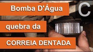 Dr CARRO Quebra Correia Dentada e a Bomba de Água