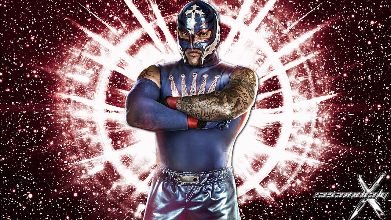 What are the lyrics to Rey Mysterio s theme song
