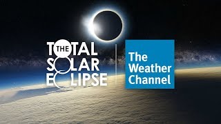 download lagu The Weather Channel's Total Solar Ese Coverage gratis