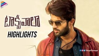 Taxiwaala Movie HIGHLIGHTS | Vijay Deverakonda | Priyanka Jawalkar | 2018 Latest Telugu Movies