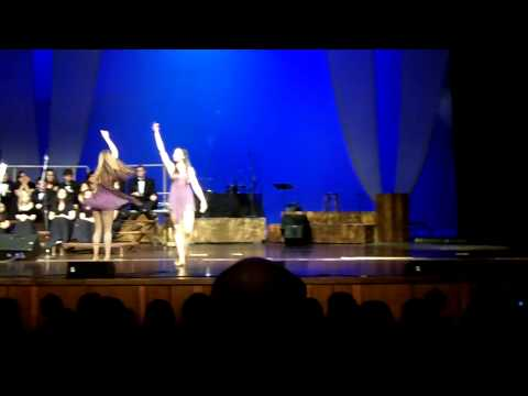 Maranatha High School Dance Duet