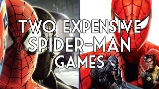 Two Expensive Spider-Man Games
