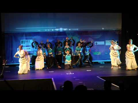 British Malayali Award Night 2013, Welcome Dance