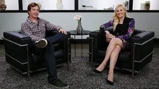 Rob Huebel on His Return to The League and the Annoying George Clooney | POPSUGAR Interview