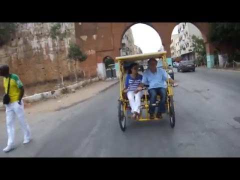 Solar-E-Cycle  Empowering People  First prototype  HD