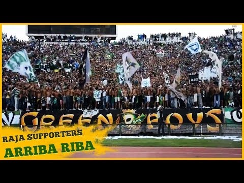 Ultras Green Boys : Ariba Riba Riba