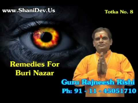 Bad Nazar, Bad Gaze, Buri Nazar Uppay by Lal Kitab & Remedies  by World Famous Shani