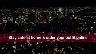 Jackets Inn: Order Your Outfits From Home - Stay Safe During a Pandemic